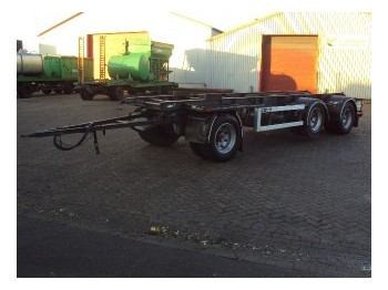 GS Meppel AIC 3000 - container transporter/ swap body trailer