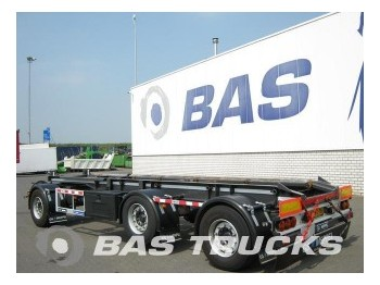 GS Meppel Liftachse AIC-2700 N - container transporter/ swap body trailer
