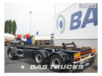 GS Meppel Liftas AC-2700 R - container transporter/ swap body trailer