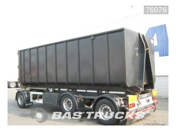 GS Meppel Liftas AIC-2700-N - WITHOUT CONTAINER - container transporter/ swap body trailer