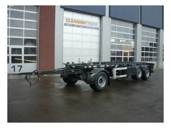 GS Meppel Meppel AIC-2700LBM - container transporter/ swap body trailer