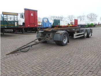 Ligthart 1016BR - container transporter/ swap body trailer