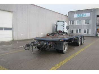 MTDK 6,5 - 7 m - container transporter/ swap body trailer