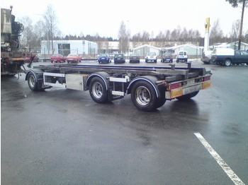 Norslep  - container transporter/ swap body trailer