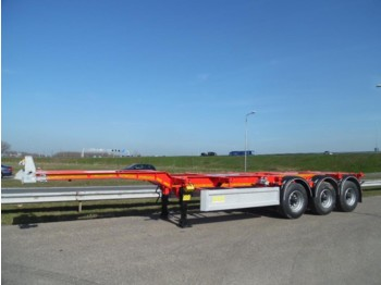 OZGUL G Tri/A Container Trailer 40ft - container transporter/ swap body trailer