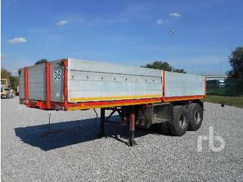 Piacenza ST28/2/SM/20 T/A - container transporter/ swap body trailer