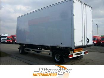 Sommer AW 18 T - container transporter/ swap body trailer