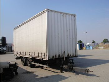 Sommer ZW 180 T - container transporter/ swap body trailer
