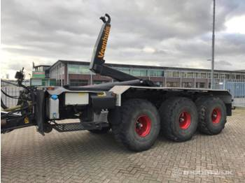 Veenhuis HKA 30 - container transporter/ swap body trailer
