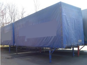 ACKERMANN Jumbo WB Volumen - curtainsider trailer