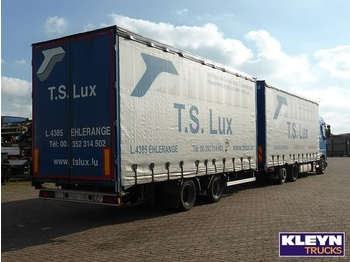Stas  - curtainsider trailer