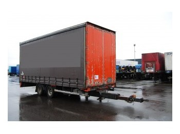 Stas wipcar - curtainsider trailer
