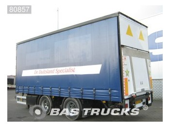 Tracon DurchLade Ladebordwand Hardholz-Boden TM.20 - curtainsider trailer