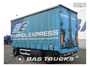 Tracon Hardholz Boden Bordwanden TA-1010 - curtainsider trailer