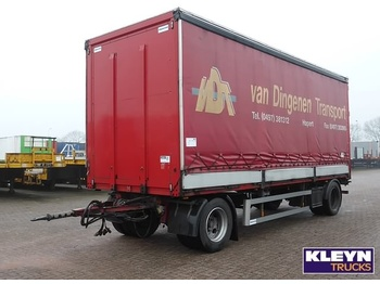Tracon TA 1010 - curtainsider trailer