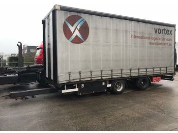 Tracon UDEN TM20  - curtainsider trailer