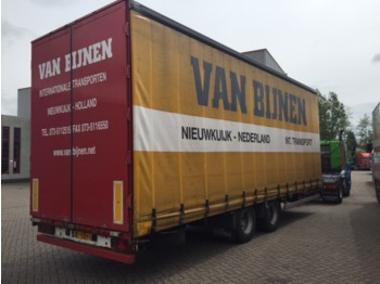 Tracon UDEN TM.18 WIPKAR - curtainsider trailer