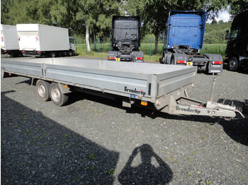 Brenderup Thule Pritsche 6170 mm Ladefläche - dropside/ flatbed trailer