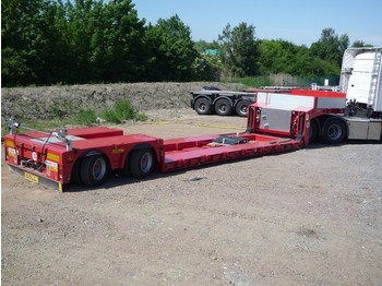 Doll T2H-S3F - dropside/ flatbed trailer