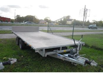 IforWilliams CT167G  - dropside/ flatbed trailer