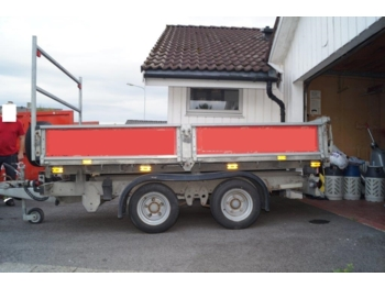Ifor Williams 2620 TT 105G - dropside/ flatbed trailer