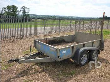 Ifor Williams GD85MK3 T/A - dropside/ flatbed trailer