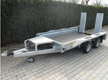 Ifor Williams GX106 3.5T PLANT TRAILER  - dropside/ flatbed trailer