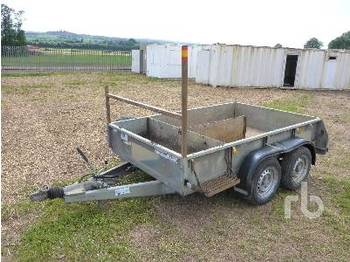 Ifor Williams T/A - dropside/ flatbed trailer