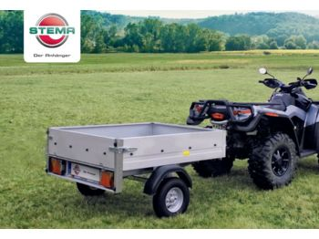 Stema mini 350  - dropside/ flatbed trailer