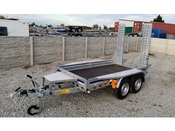 Wiola New - dropside/ flatbed trailer
