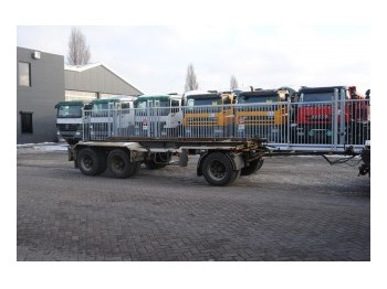 GS Meppel 3 AXLE TRAILER - trailer