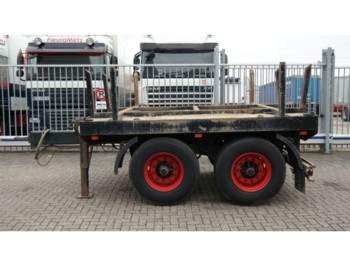 Hilse 2 AXLE COUNTER WEIGHT TRAILER - trailer