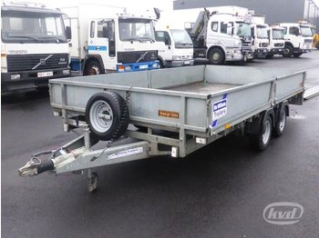 IFOR WILLIAMS LM147 - trailer
