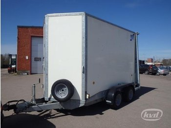 Ifor Williams BV106VD7 -12  - trailer