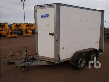 Ifor Williams BV85G/DR Box Trailer - trailer
