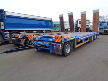 ALPSAN 3 axle - low loader trailer