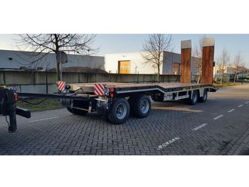 ALPSAN T38 - low loader trailer