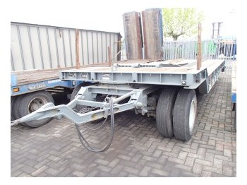 GS Meppel AIL-2000 C - low loader trailer