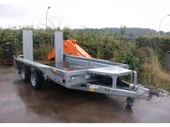 Ifor Williams GX106 - low loader trailer
