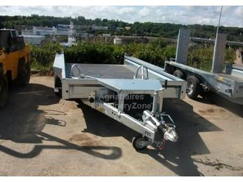 Ifor Williams GX126G - low loader trailer