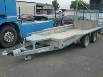 Ifor Williams W125 R1/3.5 Tieflader  - low loader trailer