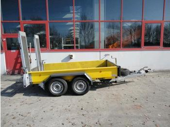 Obermaier PKW- Tandemtieflader - low loader trailer