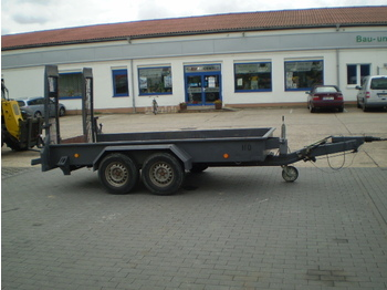 Obermaier SDAH - TPV 3535 - low loader trailer