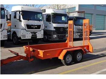 Obermaier TPV 2530 - low loader trailer