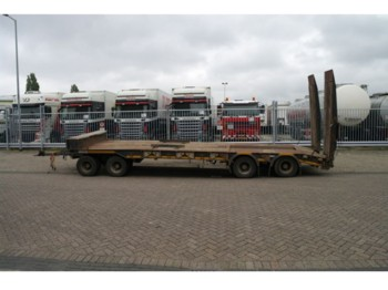 Robuste Kaiser 4 AXLE SEMI LOW LOADER - low loader trailer