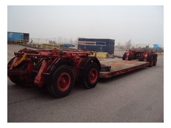 SCHEUERLE 10.1304.06 - low loader trailer
