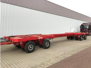 Scheuerle Anh. Plattform K 48/4 Tieflader Plattform K48 4 - low loader trailer