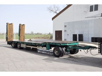 Scheuerle PU2539  - low loader trailer