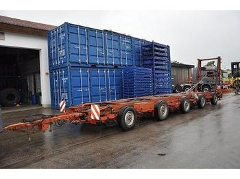 Scheuerle PWK 45.5 - low loader trailer