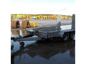 Nugent Twin Axle Plant Trailer c/w Ramps - trailer